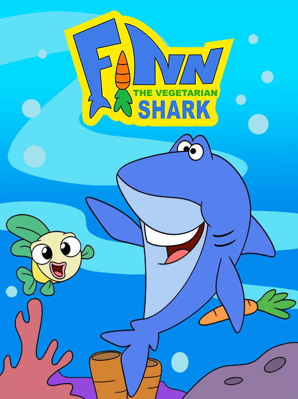 Finn the Shark book cover